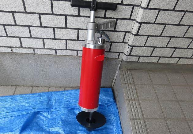 空圧式排水管清掃器