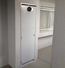 メーターのドア