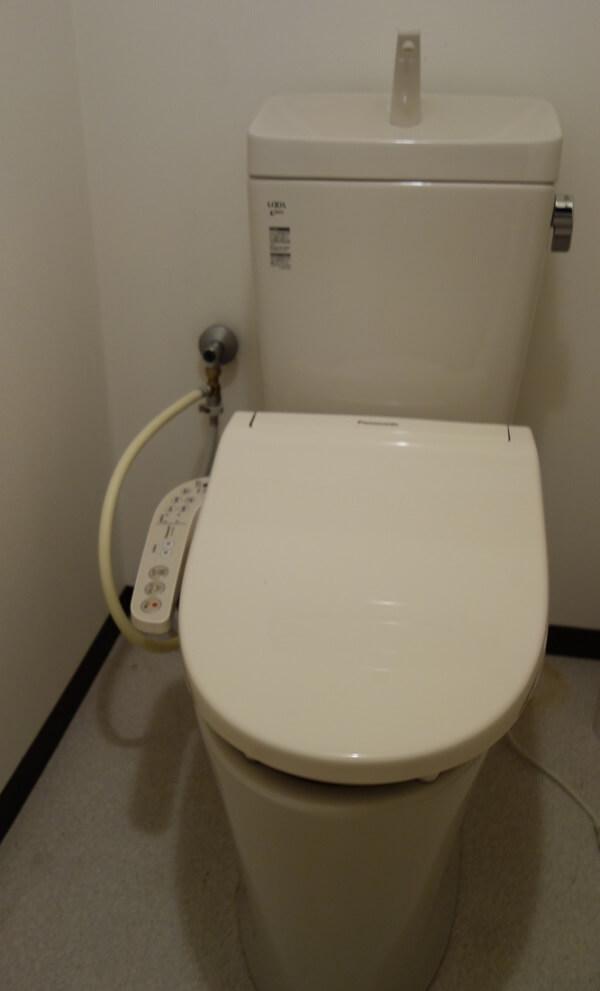 トイレ交換写真