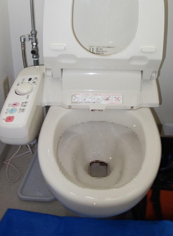 トイレの芳香剤つまり