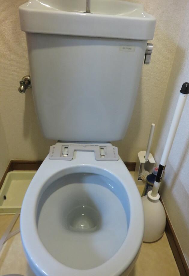 川崎市のよく詰まるトイレ修理