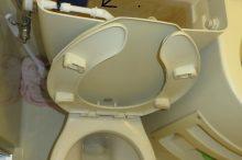 トイレ修理完了写真